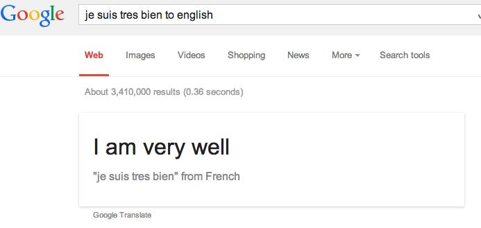 improve search skills translate